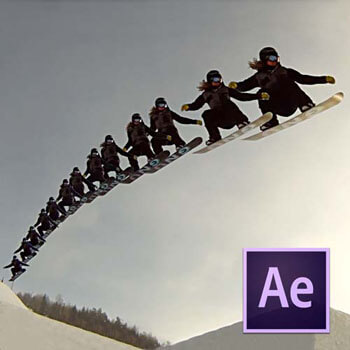 After Effects CC ile Zaman Bazlı Efekt kullanımı Video Eğitimi