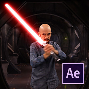 After Effects ile Işın Kılıcı(Lightsaber) Yapmak Video Eğitimi