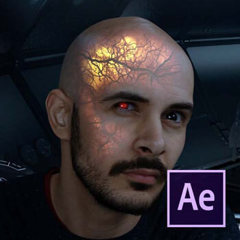After Effects ile Yüz Efekti Oluşturmak Video Eğitimi