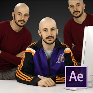 After Effects ile Zamanı Durdurma Efekti Video Eğitimi