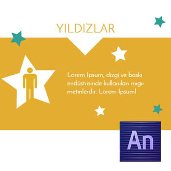Adobe Animate ile Scroll Animasyonları Video Eğitimi