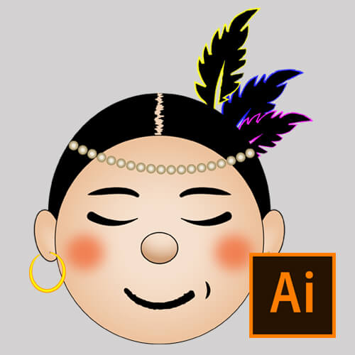 Illustrator ile Emoji Çizim Video Eğitimi