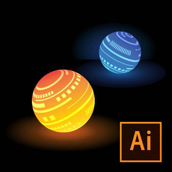 Illustrator ile Neon Kaplamalar Video Eğitimi