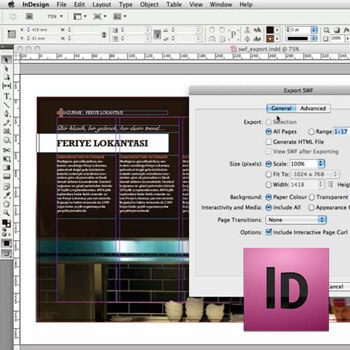 InDesign CS5 Interaktif Dökümanlar Video Eğitimi