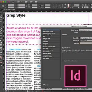 InDesign ile Grepstyle Kullanımı Video Eğitimi