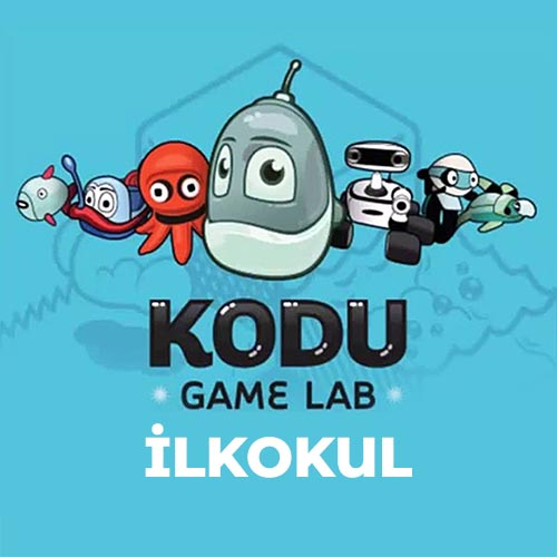 Kodlama Robotik Kodu Game Lab İlkokul Video Eğitimi