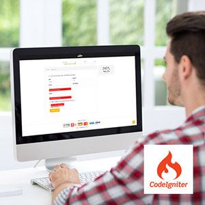 PHP Codeigniter Form Validation Sınıfı ile Form Kontrolü Video Eğitimi